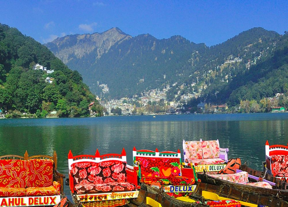 Nainital Tour Packages 3 Nights / 4 Days