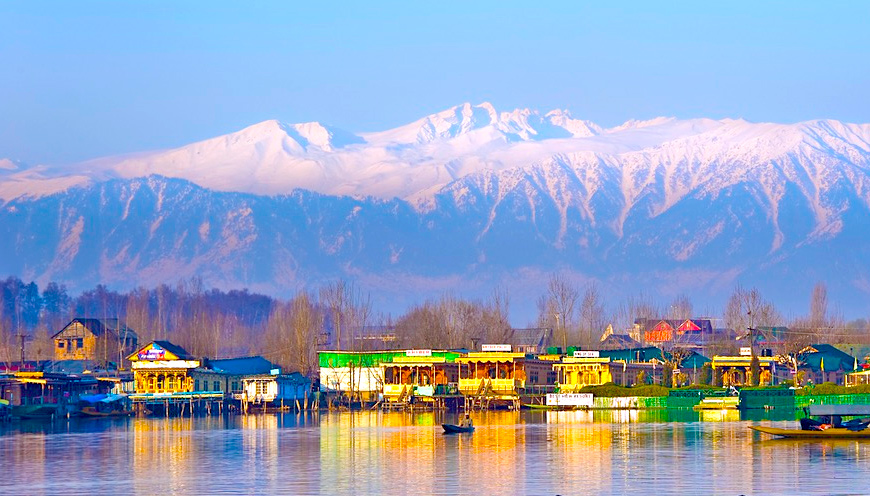 Kashmir Holiday Packages 3 Nights / 4 Days