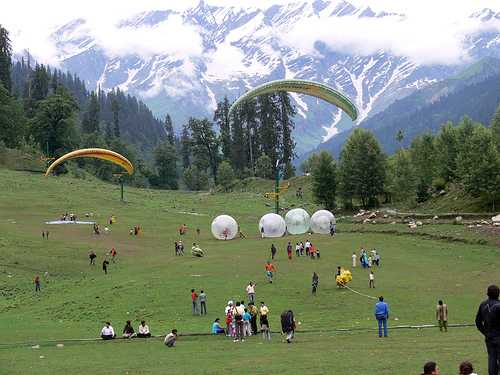 Manali Full Tour Package